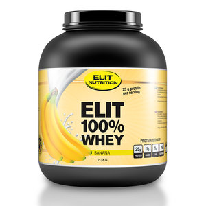 ELIT 100% WHEY ISOLATE - BANANA