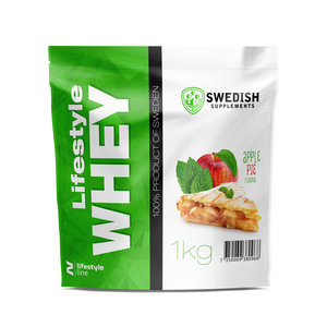 LIFESTYLE WHEY Apple Pie
