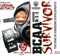BCAA Survivor Engine     First Aid Apple