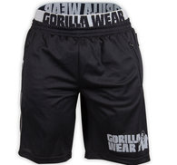 California Mesh Shorts, black/grey