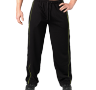 Comfy Mesh Pant Black/Green