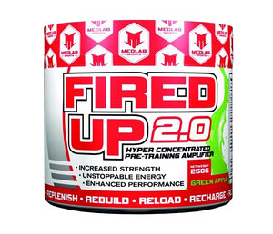 Fired-Up 2.0 Citrus Peach