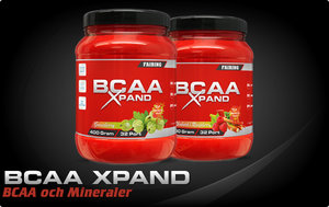BCAA XPand Frosty Fruits (Limited Edition Winter 2016-2017)