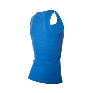 Bodydesigned Ribsinglet  Blå