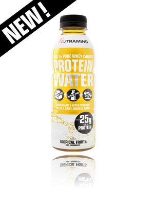 Protein Water Tropical Fruits