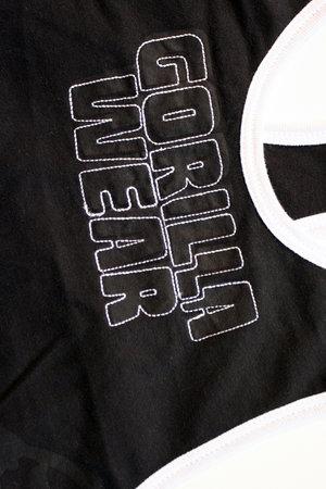 Contrast Logo T-Back