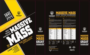 Massive Mass Gainer 3,5kg Vanilla Pear