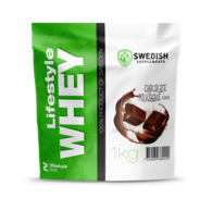 LIFESTYLE WHEY Chocolate milkshake