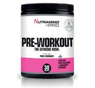 Nutramino +Pro Pre-Workout Powder