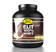 ELIT 100% WHEY ISOLATE, CHOCOLATE BROWNIE