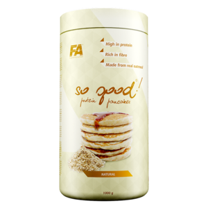 So Good Protein Pancakes