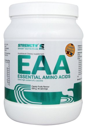 EAA Essential Amino Acids    Candy Fruity