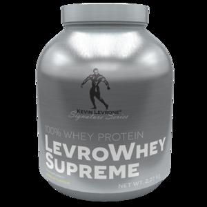Levro Whey Supreme    Jordgubb