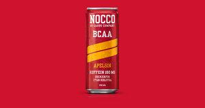 NOCCO BCAA – UTAN KOLSYRA