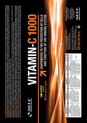 Vitamin C Effervescent