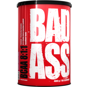 BAD ASS BCAA 8:1:1 (60 servings)   Strawberry/ Margarita