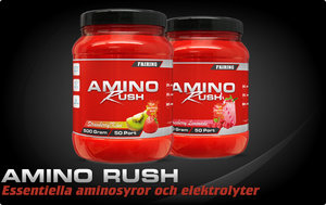 Amino RUSH   Raspberry Lemonade