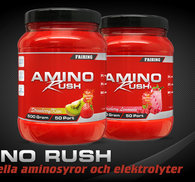 Amino RUSH   Raspberry Lemonade