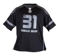 GW Athlete Tee (Dennis James), svart/grå