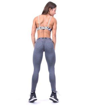 Bubble Butt Pants, grey
