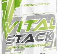 VITAL STACK 500ML  Green Lime