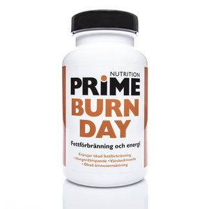 Prime Nutrition Burn Day