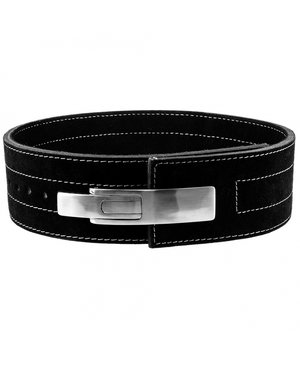 Powerlifting Lever Belt, black