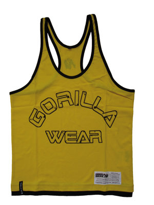 Logo Stringer Tank Top