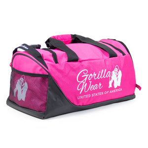 Santa Rosa Gym Bag, pink/black