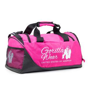 Santa Rosa Gym Bag, pink/black