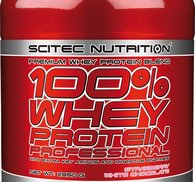 100% Whey Protein Professional 2350  Orange Chocolate