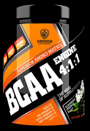 BCAA ENGINE