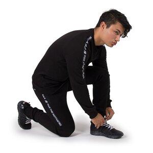 Saint Thomas Sweatshirt, black