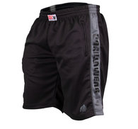 Track Shorts, black/grey