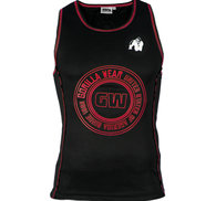 Kenwood Tank Top, black/red