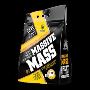 Massive Mass Gainer 3,5kg  Banana split