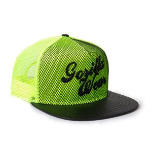 Mesh Cap, neon lime