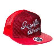 Mesh Cap, red