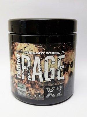 Rage X2   Blue Raspberry