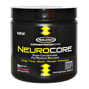 Muscletech NeuroCore       Grape