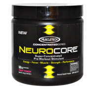 Muscletech NeuroCore       Grape