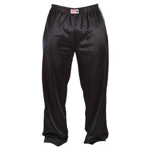 Track Pants, black/grey