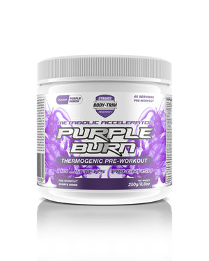 Dynamix Purple Burn Pre-workout