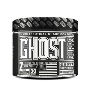 Ghost Supps Preworkout