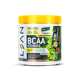 LEAN ACTIVE BCAA HYDRATE 450g Kiwi Passionsfrukt